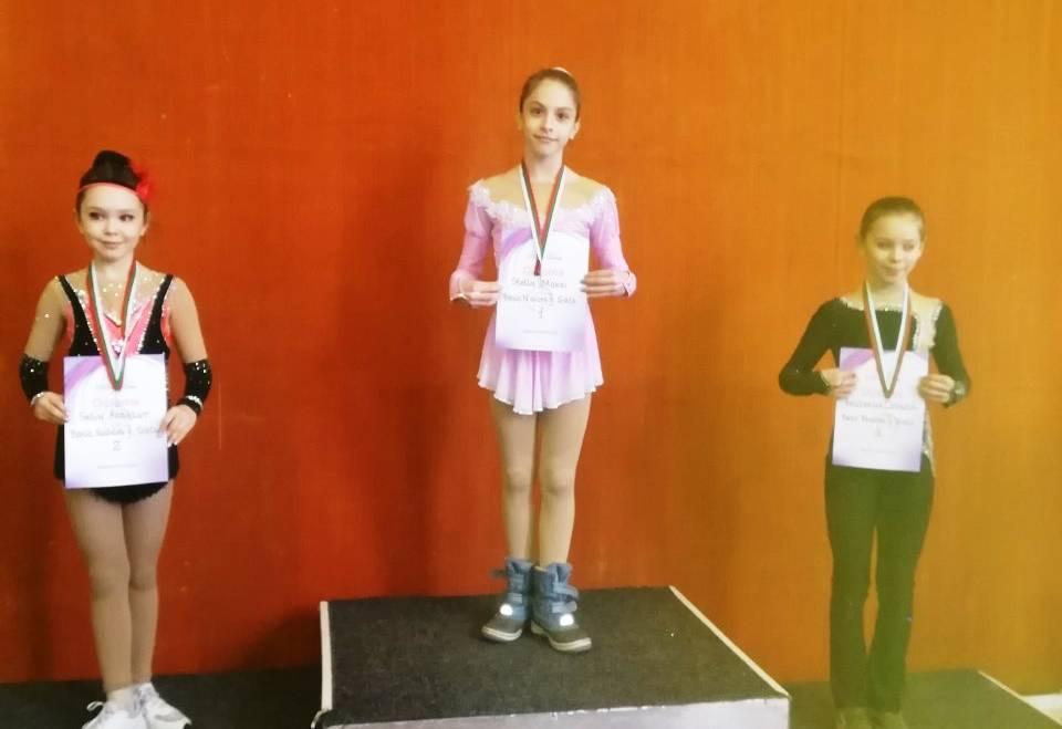 """""""Χρυσή"""" η Στέλλα Μακρή στο Skate Victoria 2019"""